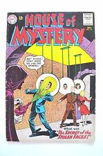 House Of Mystery 1963 #136 G/Vg,Looks Better Keep Off Carrion Road! Roussos