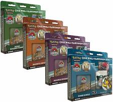 Pokemon TCG: 2018 World Championship Deck SET OF ALL 4 CHAMPION DECKS