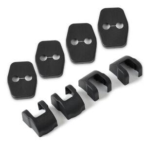 Door Striker Lock Protector Check Arm Cover fit for Citroen C4 DS Peugeot 308~
