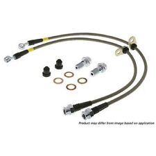StopTech 950.44001 Front Stainless Steel Braided Brake Hose Kit