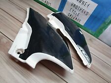 KDX 200 KAWASAKI 1998 KDX 200 1998 SIDE COVERS
