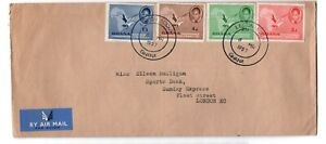 Ghana Independence First Day Cover