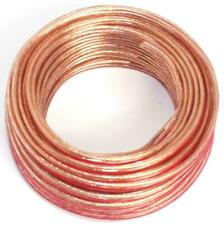More details for 20m 2x 2.5mm 14awg multi-strand loud speaker cable/wire for home or car audio