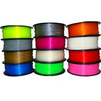 3D Printer Filament 1kg/2.2lb 1.75mm 3mm ABS/PLA MakerBot RepRap
