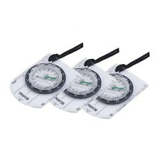 Dealer Lot | 100 pack Map Compass - Liquid Filled | USA, Scouts, Hiking
