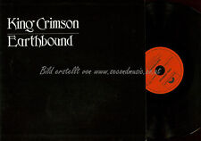 LP--KING CRIMSON EARTHBOUND // 2344074 GERMANY  1972