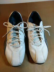 Skechers 92 Athletic Shoes SN 50909 code: WGY men's size 12 white/gray leather