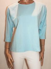 looksharpapparel Brand Light Blue 3/4 Sleeve Tee Size 18-XXL BNWT #SX25