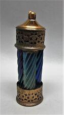 Very Unique STEUBEN ART NOUVEAU Glass Lighter  c. 1920s   American Antique vase