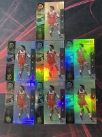 2019-20 Panini Illusions De'Aaron Fox Base Card Lot of 7