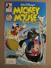 Mickey Mouse Adventures #1 Disney Comics 1990 Series 9.4 Near Mint