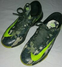 low priced 34737 38061 Nike KD VI GS Grade School Shoes 5Y Camo DS W Receipt Kevin Durant