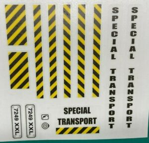Custom Replacement Stickers for 7249 XXL Mobile Crane