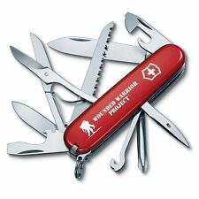 Victorinox Swiss Army Fieldmaster Red Wounded Warriors Project Logo 55074.US2