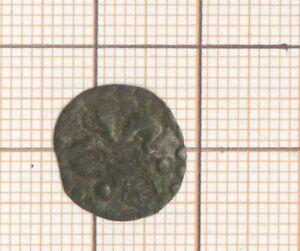 Strasbourg Small Mint Uniface With Fleur De Lys