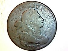 1800/79 Large Cent S 196? Very Nice Coin foe Collection 811