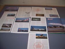 VINTAGE..TRANS CANADA / AIR CANADA HISTORY..HISTORY/DETAILS/PHOTOS..RARE! (243P)