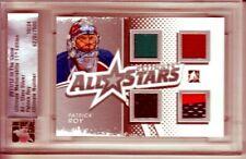 2011-12 ITG Ultimate Memorabilia All-Stars Memorabilia #15 Patrick Roy /24