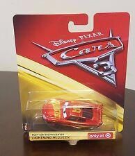 DISNEY CARS 3 RUST-EZE RACING LIGHTNING MCQUEEN  TARGET EXCLUSIVE!!