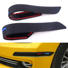 2pcs Silikon Stoßstange Kantenschutz Protector Streifen Aufkleber
