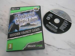 Mysteries of Magic Island - Hidden Object Game [PC CD-ROM] VGC - Big fish 20