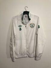Ireland Football Traing Jacket Top Zip Up Umbro Large L