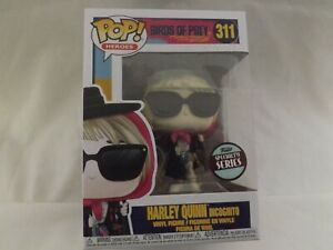 Funko Pop! Heroes: Birds of Prey - Harley Quinn Incognito Vinyl Figure