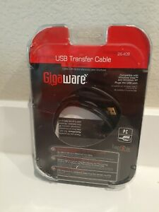Gigaware 26-409 Usb Transfer Cable