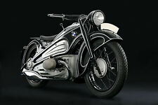 BMW R7 MOTORCYCLE  LARGE POSTER 20 X 30 DIGITAL PRINTED PHOTOGRAPHY
