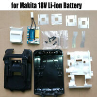 Leiterplatte Platine BL1830 Batteriegehäuse Set für Makita 18V Li-Ionen-Batterie