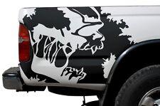 Vinyl Graphics Decal Wrap Kit for 1995-2004 Toyota Tacoma TRD Truck SCREAM BLACK