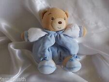 Doudou ours bleu et blanc, personnages, Kaloo