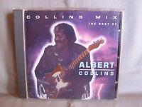Albert Collins- Collins Mix- The Best of- VIRGIN 1993 WIE NEU
