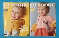 OTTOBRE Kids Fashion Frühjahr 1/2021  Größen 62-170cm  NEU 1A  abs. TOP