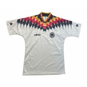 🔥Vintage 1994/96 Germany Home Football Shirt Original Adidas - Size Medium🔥