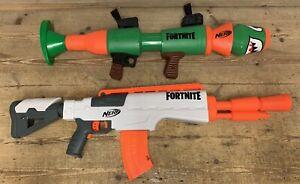 Nerf Fortnite IR Blaster & RL Launcher - 107719