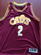 7f9f2c1b85 Cleveland Cavaliers Kyrie Irving New Adidas NBA Swingman XL Jersey BNWT
