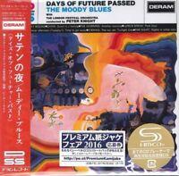 MOODY BLUES-DAYS OF FUTURE PASSED-JAPAN MINI LP SHM-CD Ltd/Ed G00
