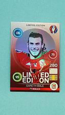 Panini Adrenalyn XL Euro 2016 Gareth Bale - Hero Limited Edition EM