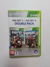 Far Cry 3 & Far Cry 4 Double Pack (Microsoft Xbox 360)