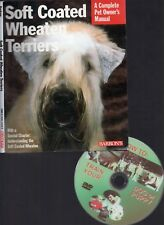SOFT COATED WHEATEN TERRIERS Terrier  Manual + FREE DVD Train Your Dog or Puppy