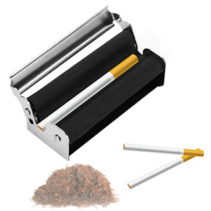 Portable Cigarette Maker Smoking Accessories Rolling Machine Tobacco Roller A66