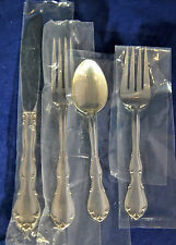FONTANA BY TOWLE STERLING SILVER FLATWARE  SET FOR  8 BY 4 GREAT SHAPE POLISHED