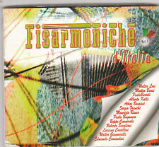 FISARMONICHE D'ITALIA - VOL. 1 - CD (NUOVO SIGILLATO)