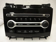 2011 NISSAN Maxima BOSE AM FM Radio 6 Disc Changer MP3 CD Player Factory OEM