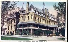 Hot Springs, SD - State Soldiers Home