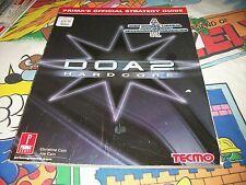DOA 2 Hardcore Strategy Guide D.O.A. II Player's Playstation 2 PS2
