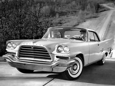 1959 Chrysler 300 E Letter car press Photo 8 x 10  Photograph