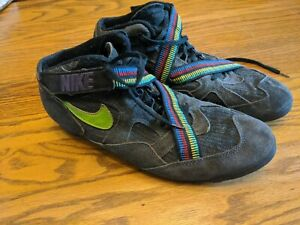 1990s Nike ACG All Conditions Gear Poohbah Mountain Bike Shoes 12 US vtg rare