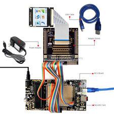 "8051 Microcontroller Development Board Kit USB Programmer for 2.3""TFT LCD Module"